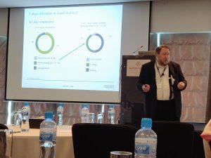 Speaking at the PetroSkills Regional Solutions Workshop in Bahrain